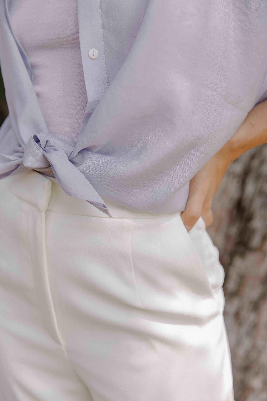 Tencel Button Down Shirt