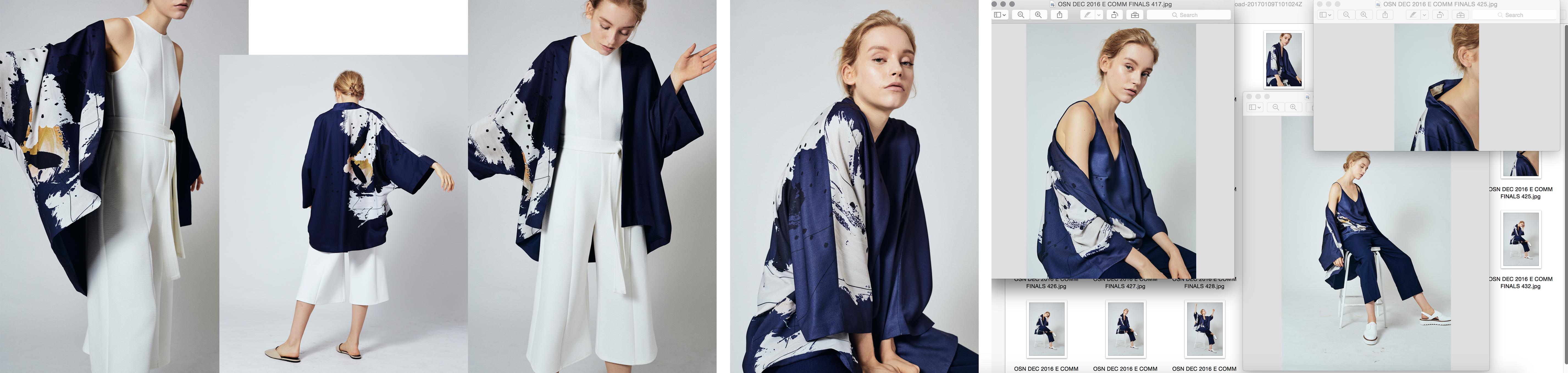 Wildflower Kimono