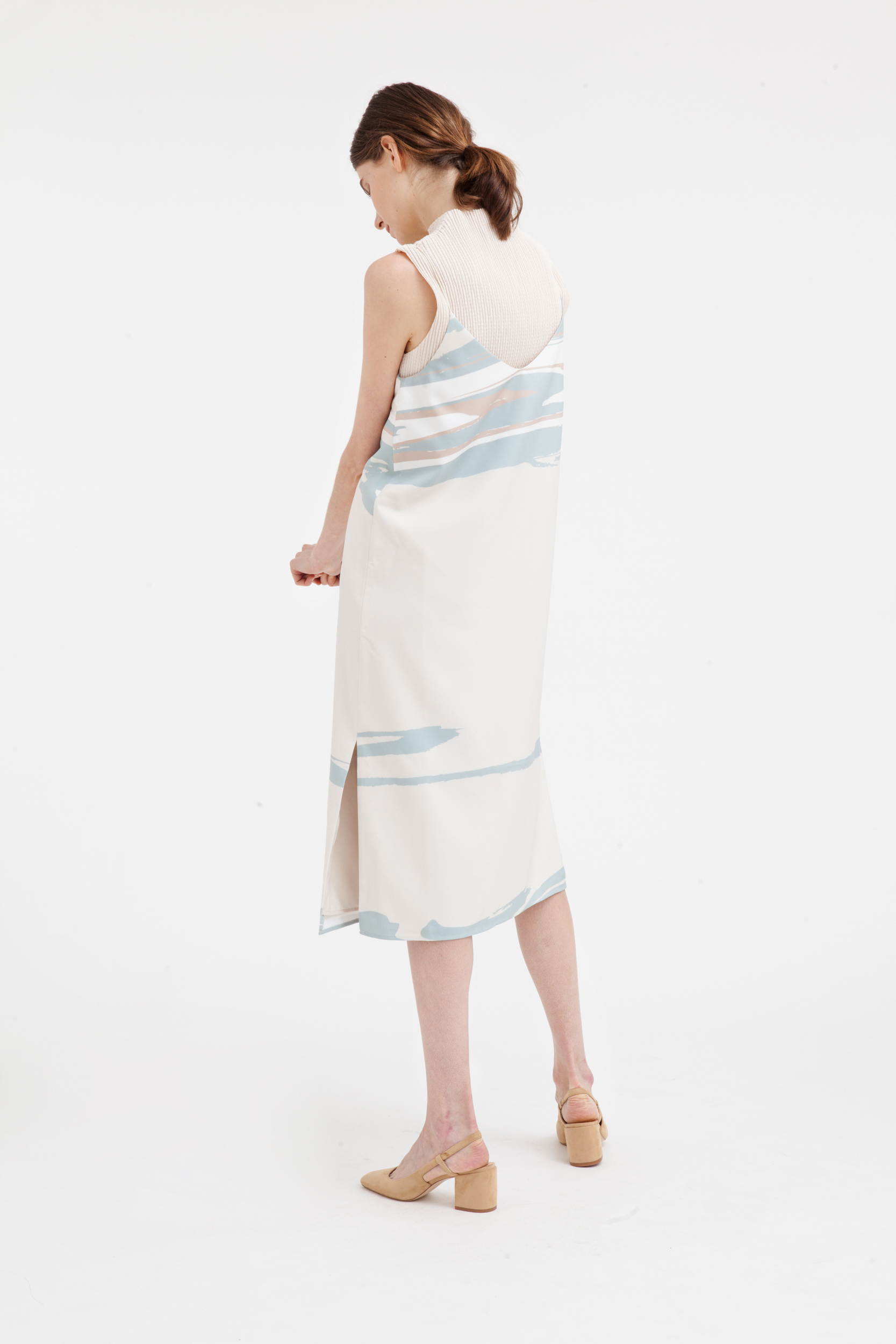Wavelength Slip Dress