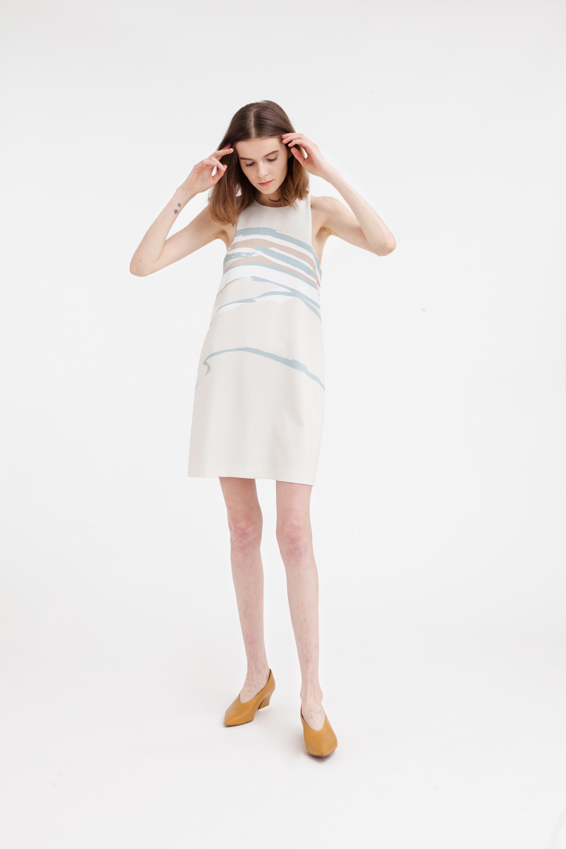 Wavelength Shift Dress