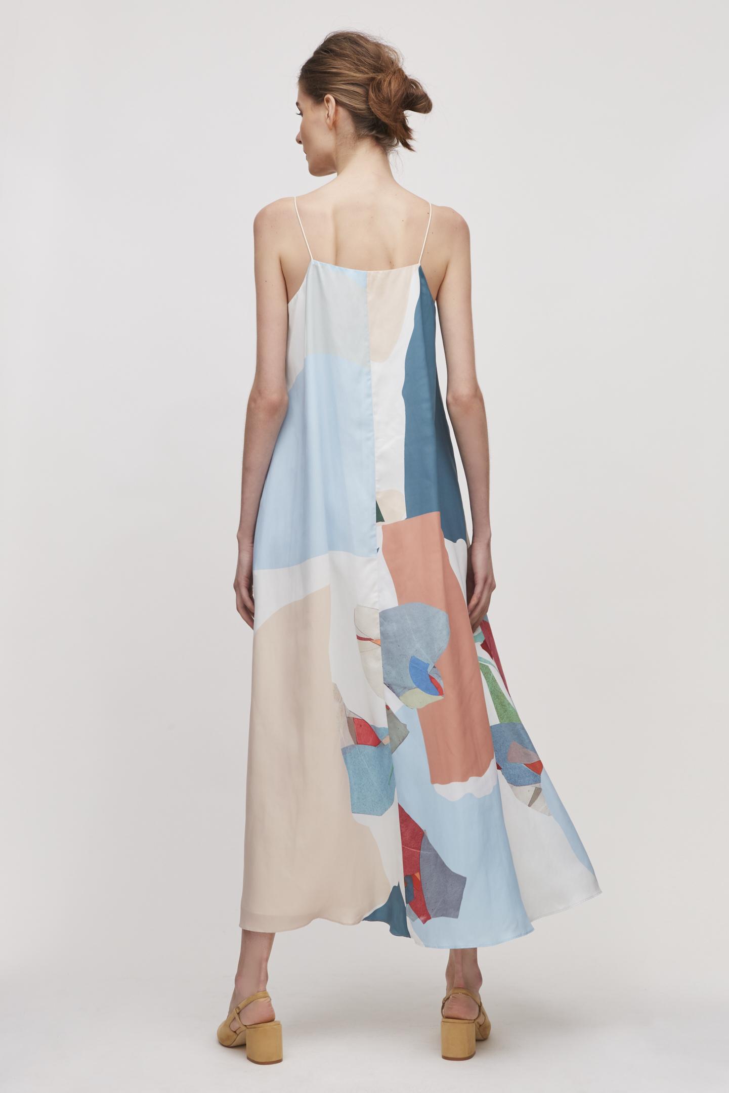 Archive Tent Dress