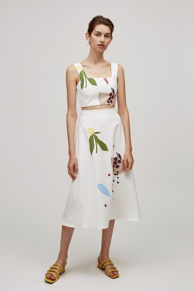 Harvest Midi Skirt