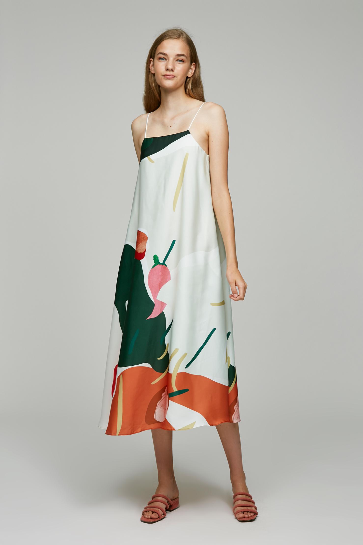 Soup Tent Dress