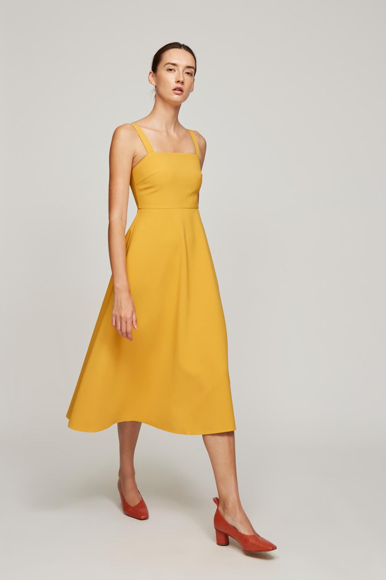 Treasures Midi Dress