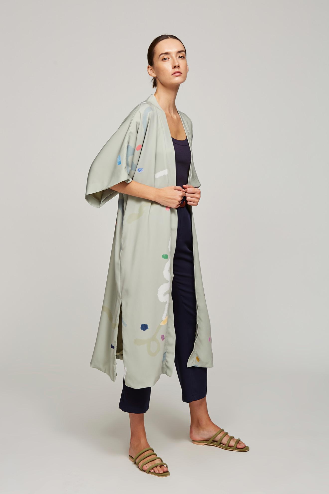 Treasures Duster Kimono