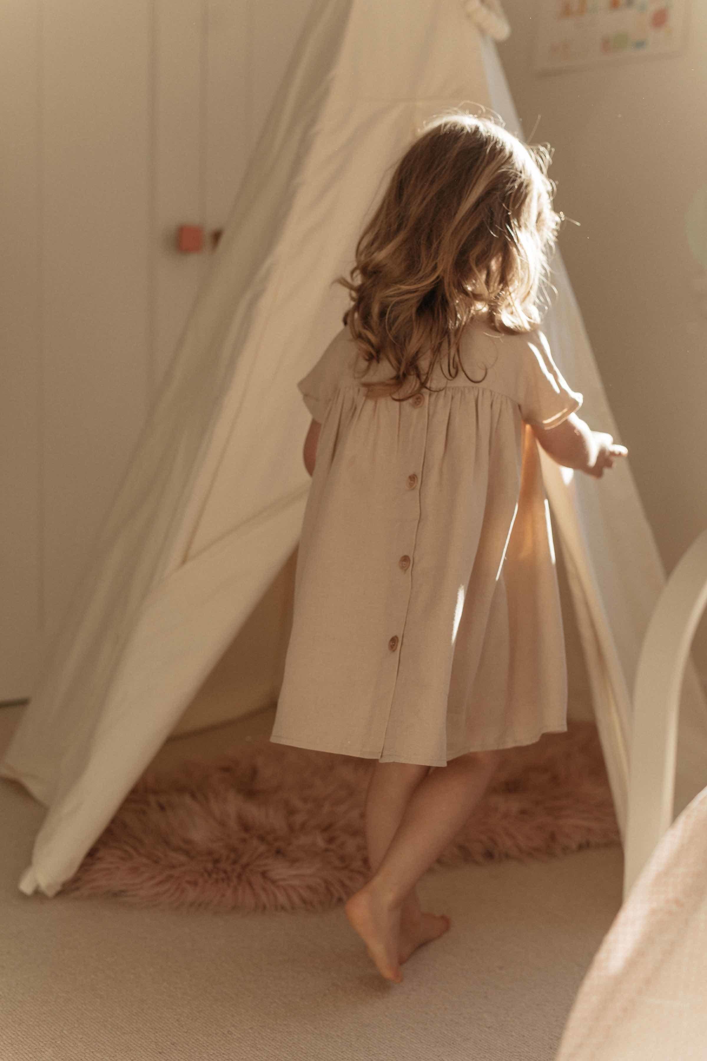 Treasures Boxy Dress