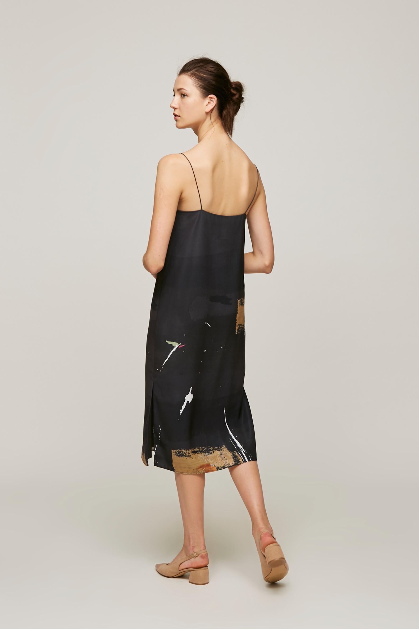 Dune Slip Dress