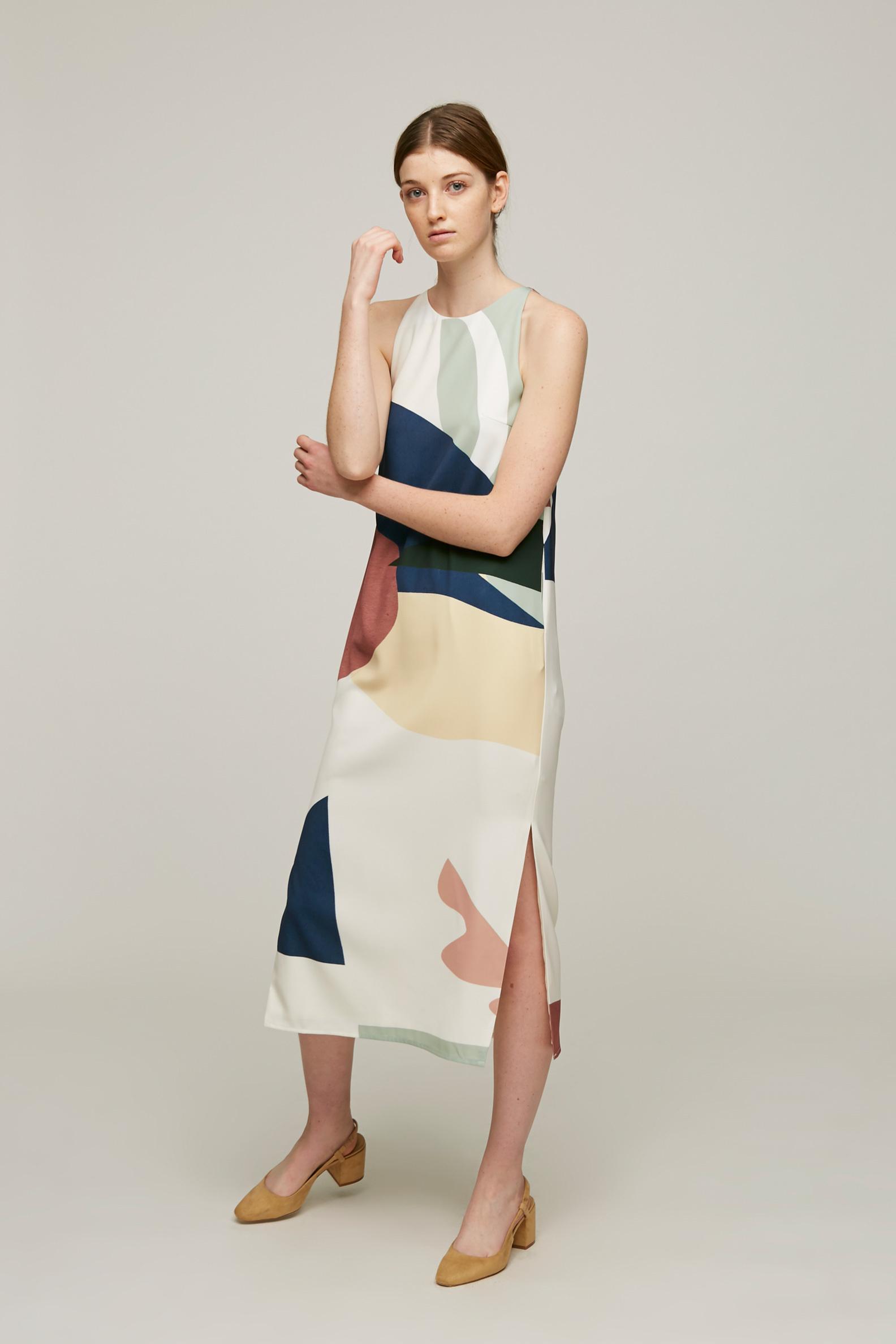 Roadmap Maxi Dress