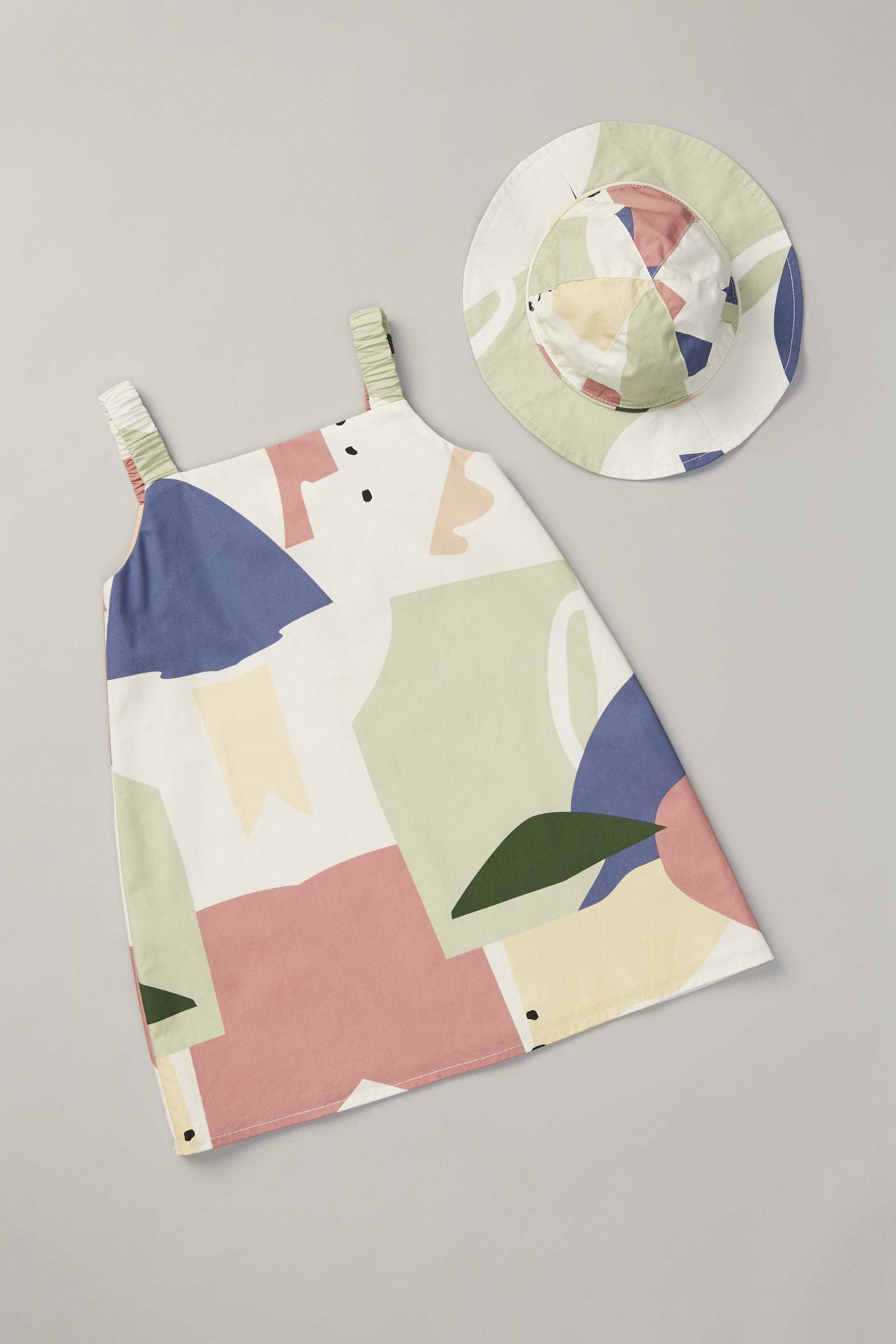 Roadmap Tent Dress