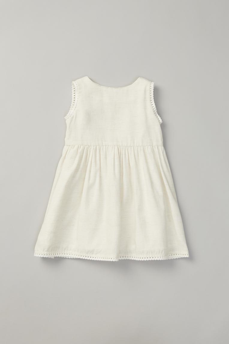 Tencel Gathered Dress