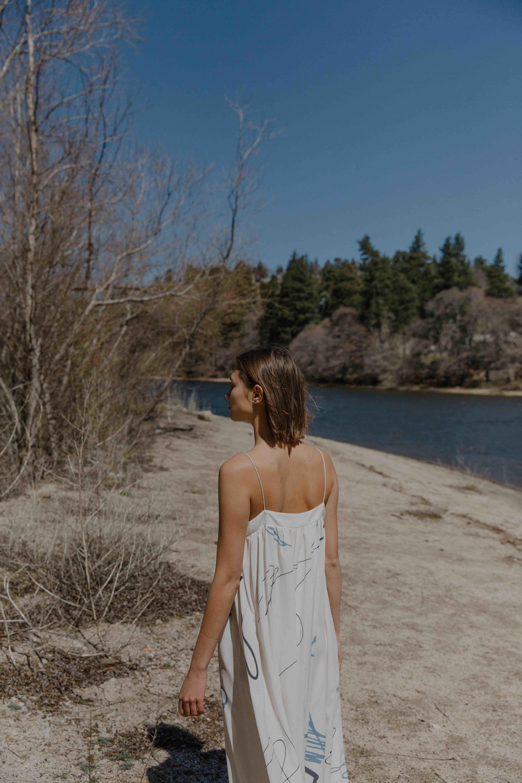 Trail Tent Dress