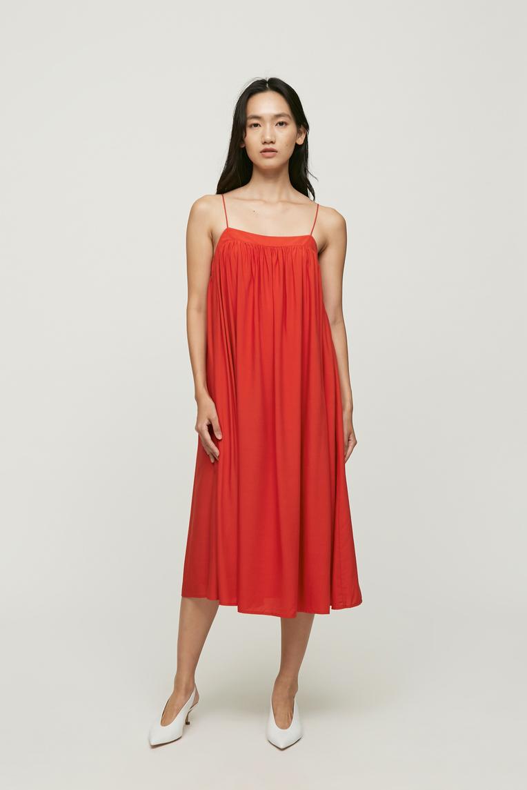 Midi Tent Dress