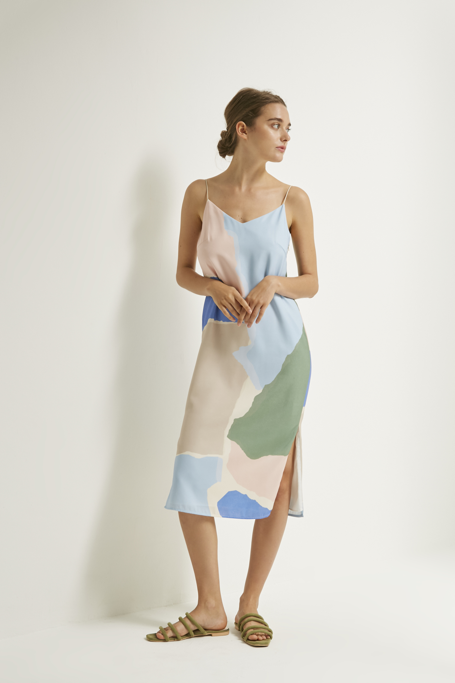 Harbour Slip Dress