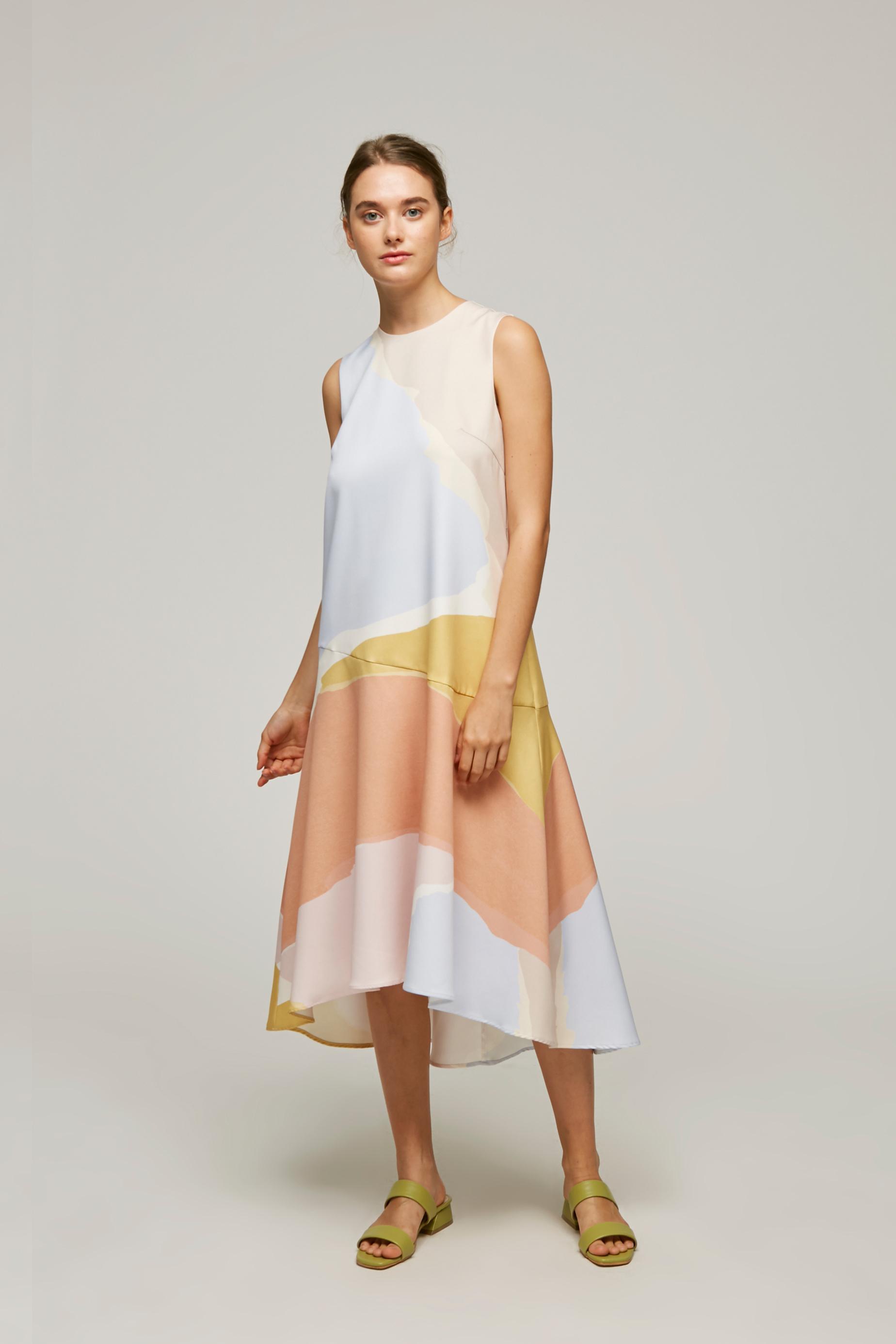 Harbour Midi Dress