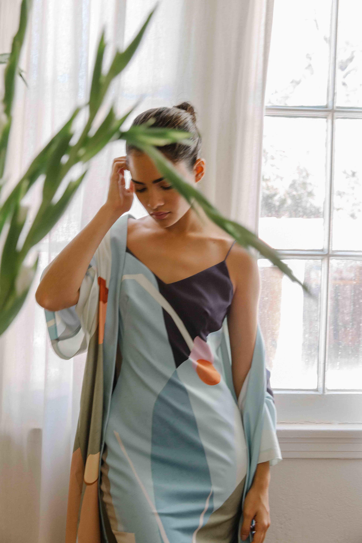 Morning Slip Dress