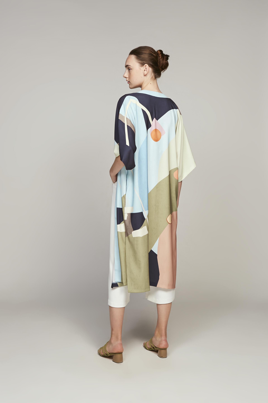 Morning Duster Kimono